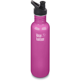 Klean Kanteen Classic Bottle Sport Cap 3.0 800ml Wild Orchid